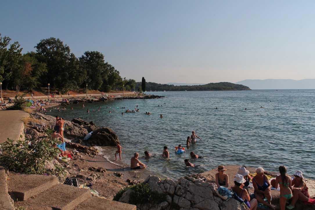 Пляж Нивице