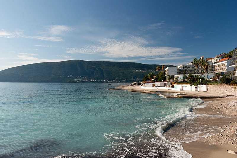 Черногория Савина пляж