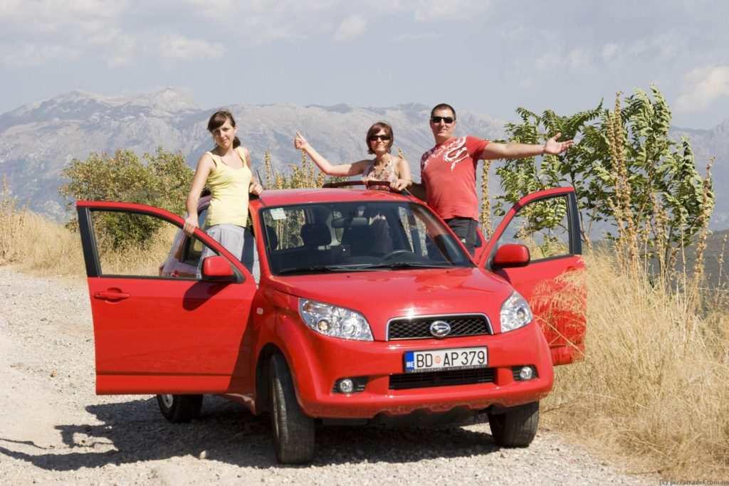 Как добраться из Ульциня в другие города Черногории