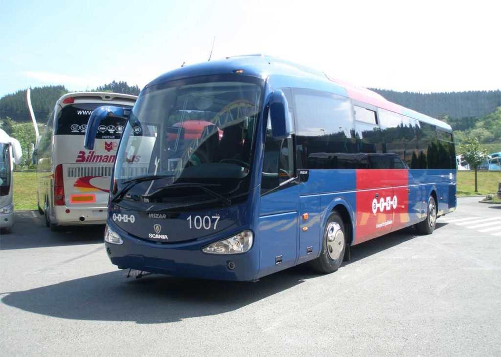 автобусное сообщение в аэропорту Тивата