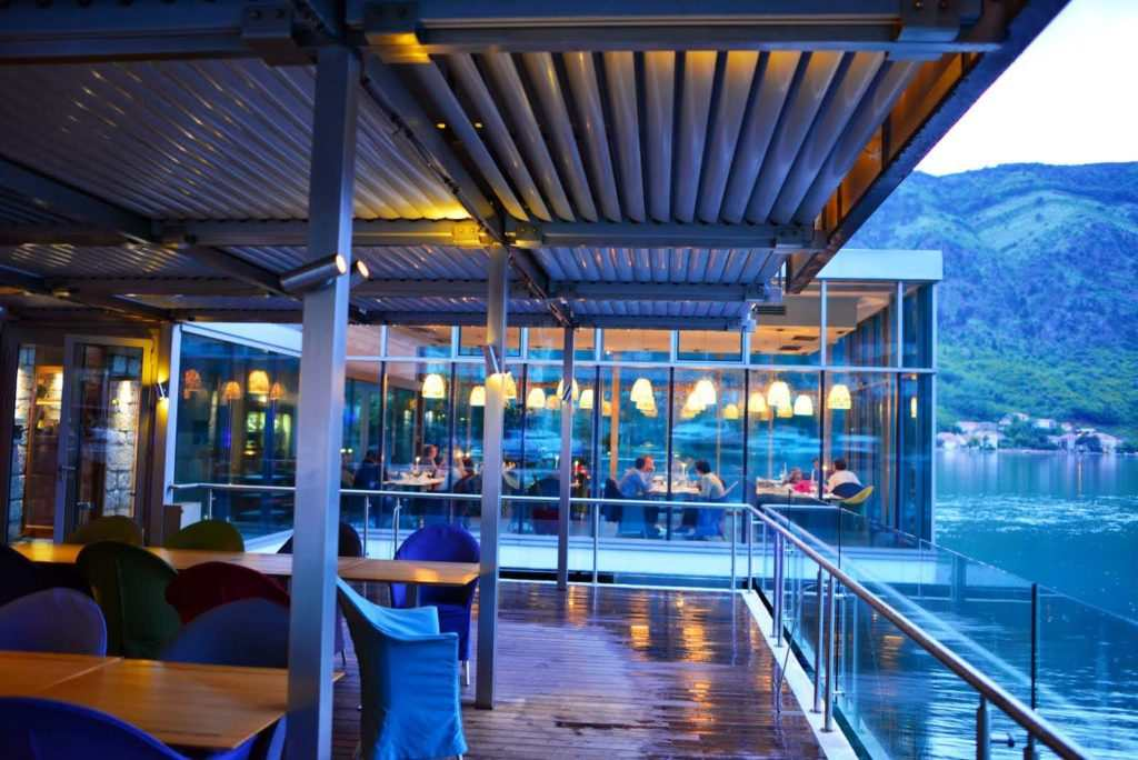 Рестораны и кафе в Которе