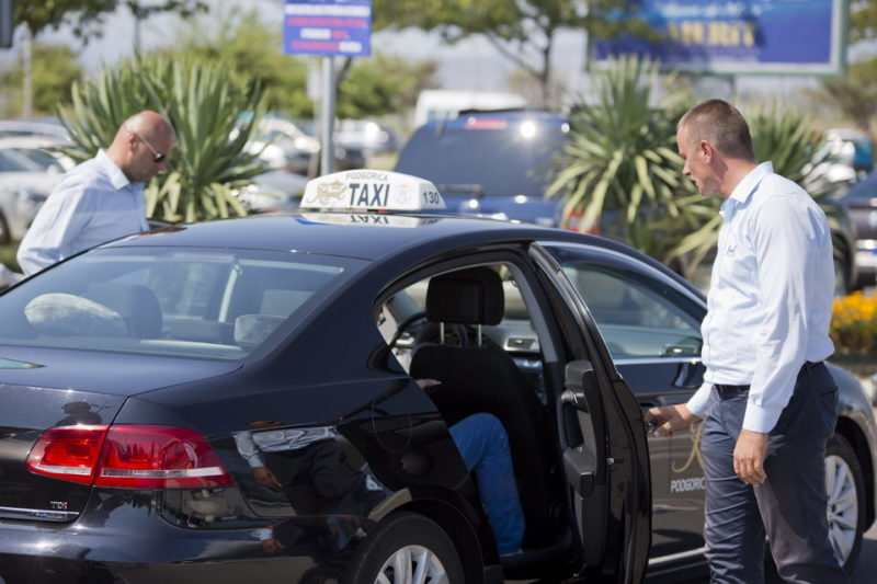 Такси и трансфер в Петроваце