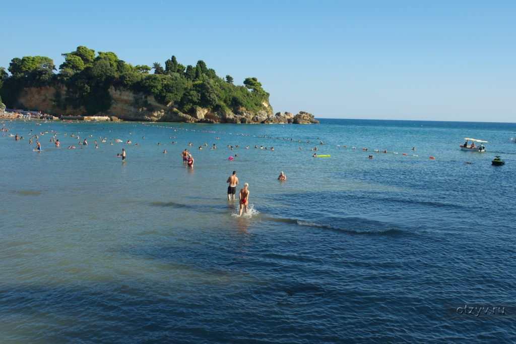 Пляжи в Ульцине - Лиман