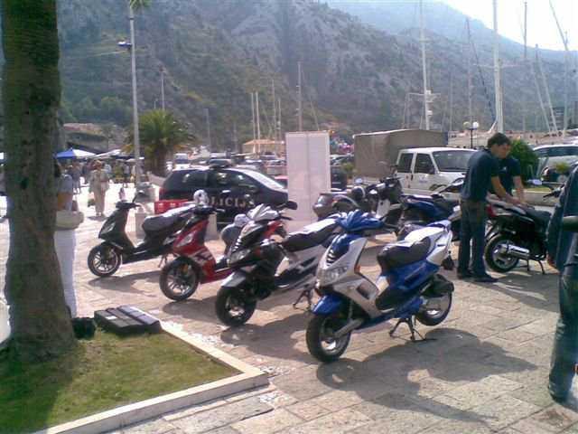 1 25 - Мотороллеры и квадроциклы в Черногории