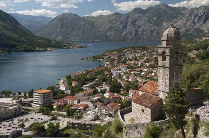 1 3 - Столица Черногории