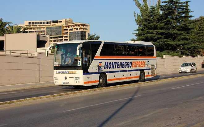 2 18 - Автобусы в Черногории