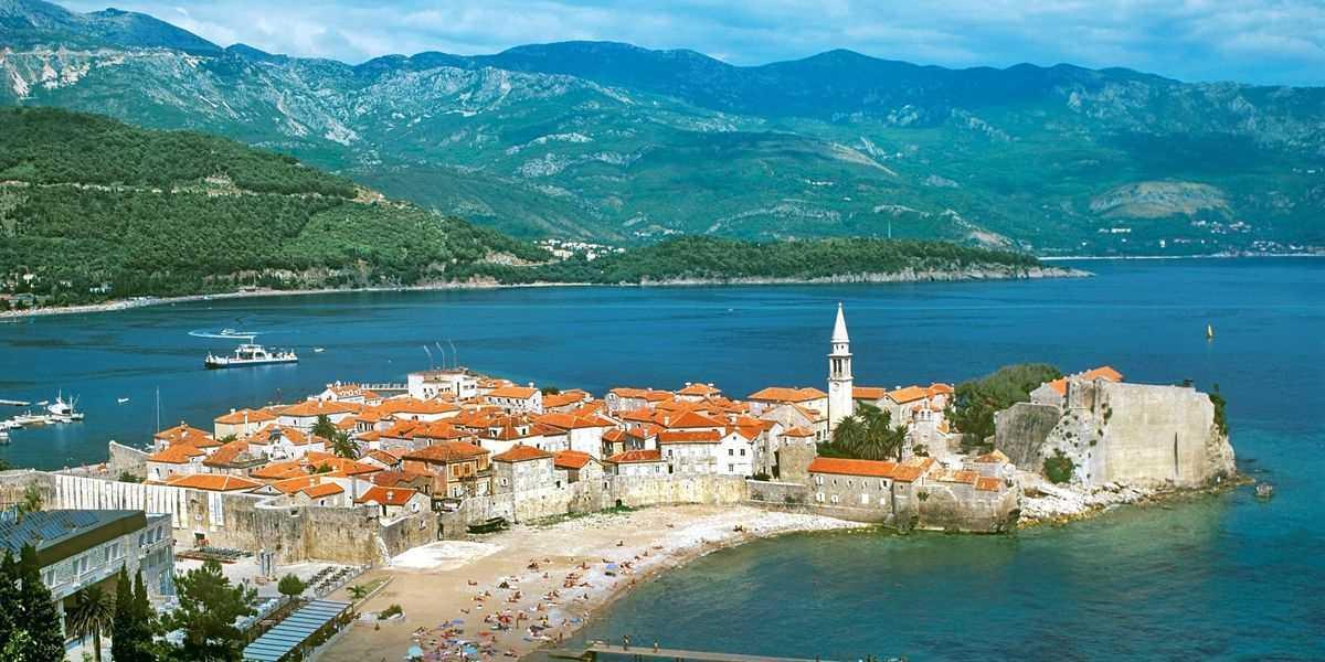 Отдых в Черногории в июле: погода и развлечения