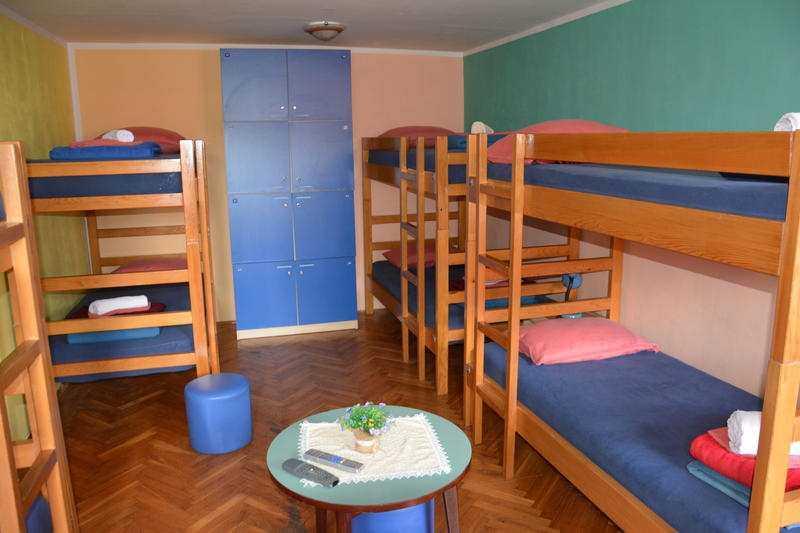 Хостелы в Черногории