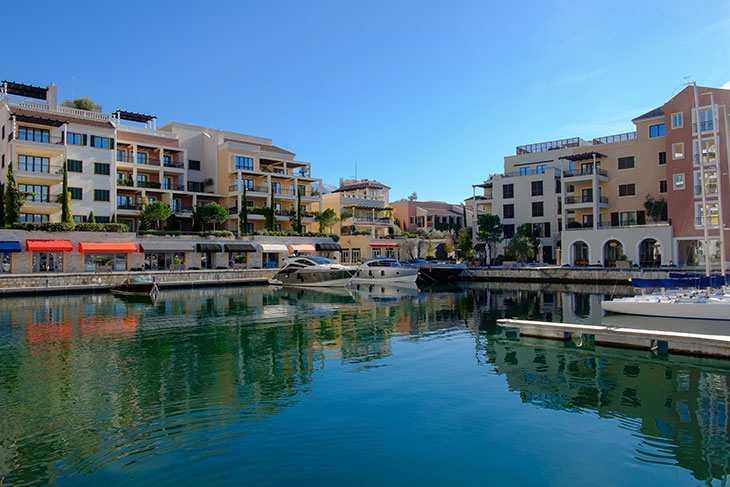 Жилье в Черногории: предложения и цены