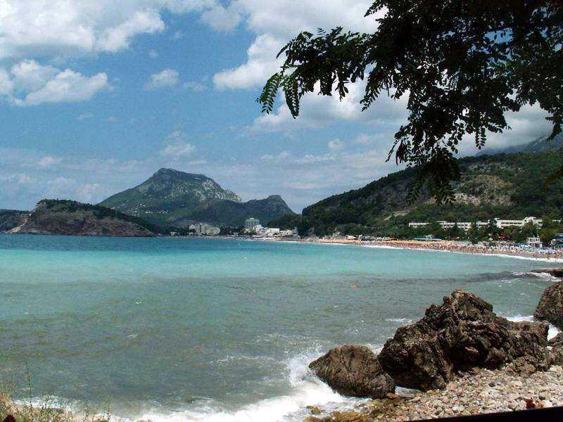 Какое море в Черногории?