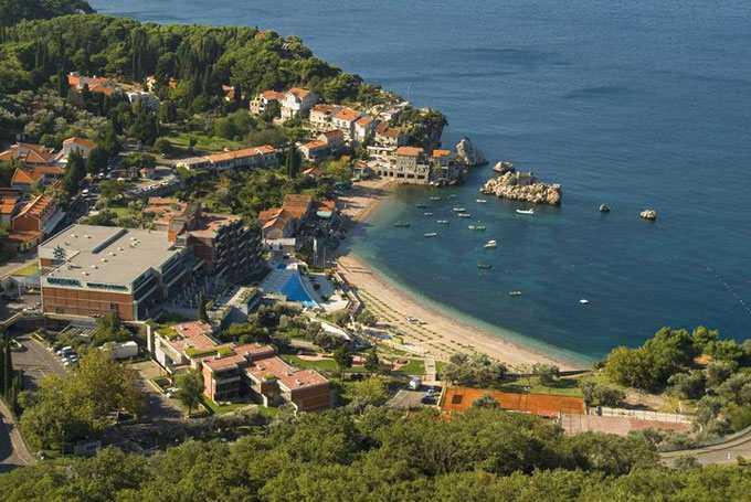 Лучшие пляжи в Черногории