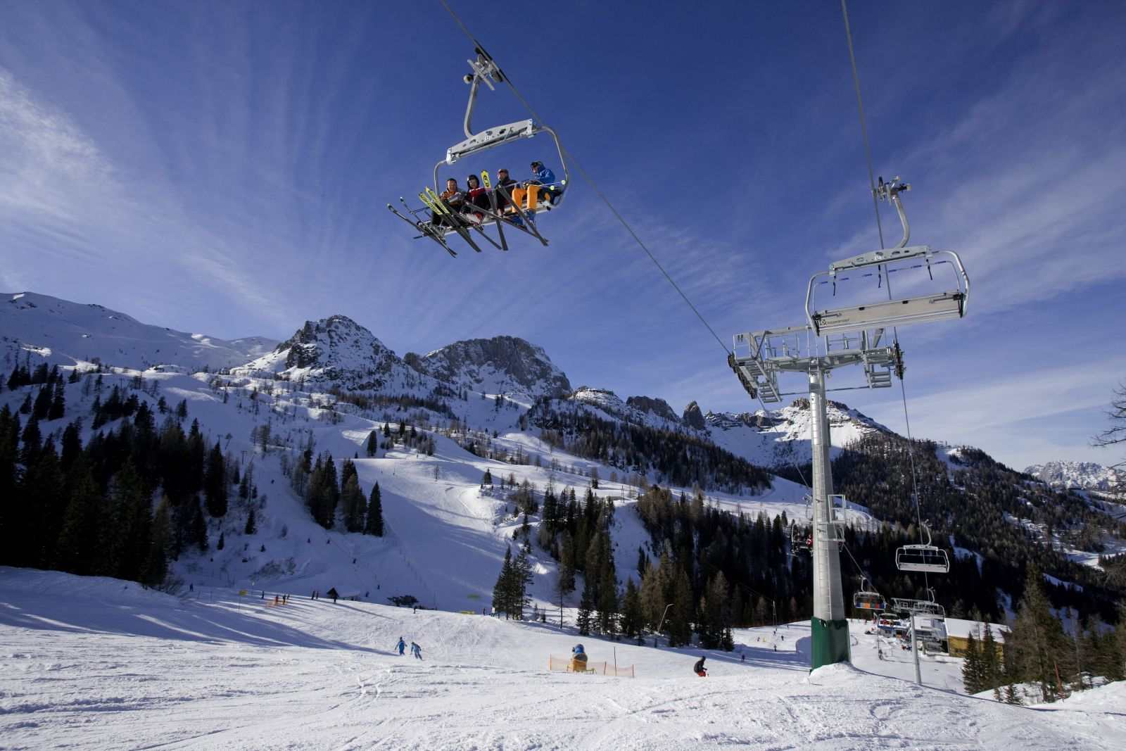 Kolashin - Колашин Черногория - лыжный курорт с волшебными пейзажами