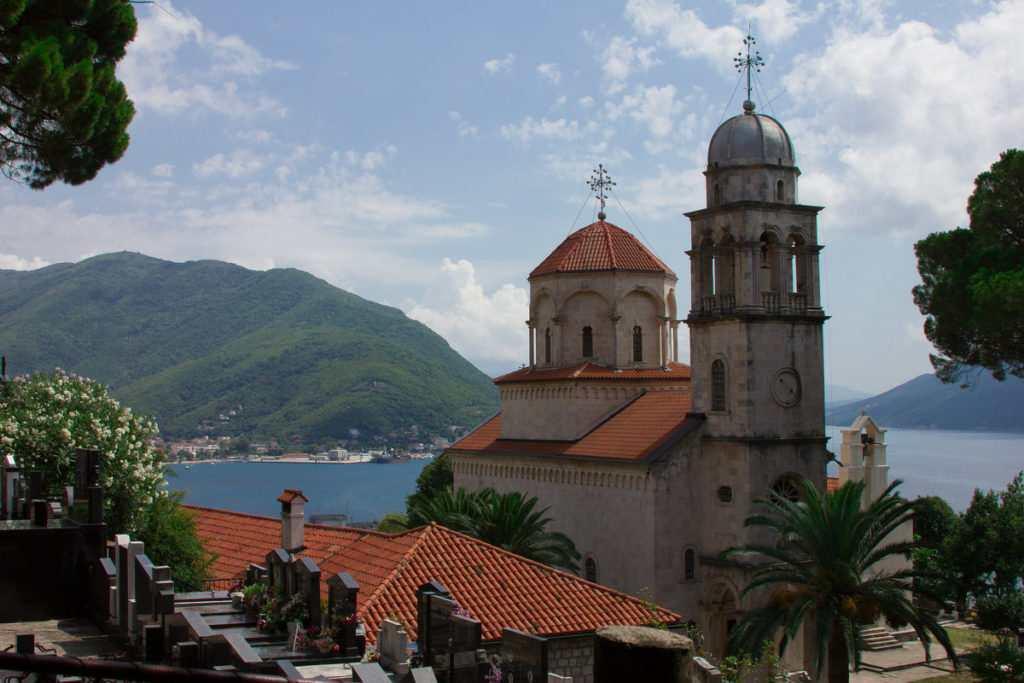 Самостоятельная поездка в Черногорию