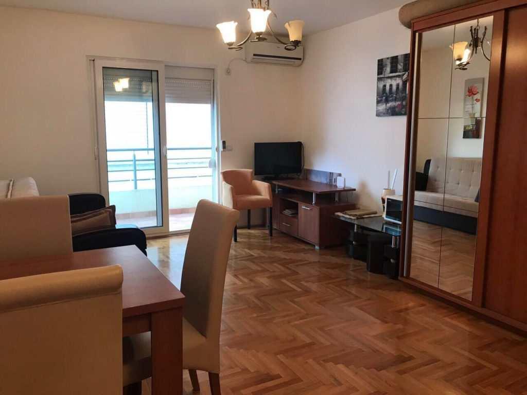 Аренда квартиры, апартаментов в Будве