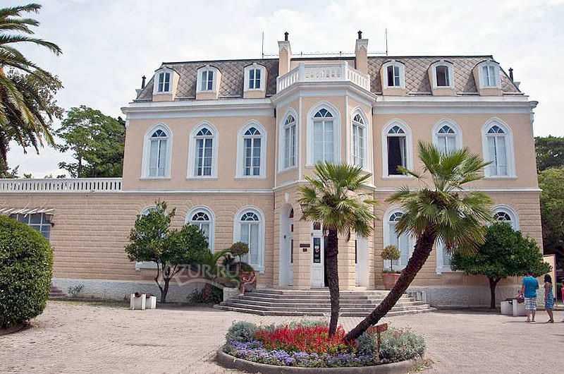 3490 1c634 - Дворец короля Николы в Баре