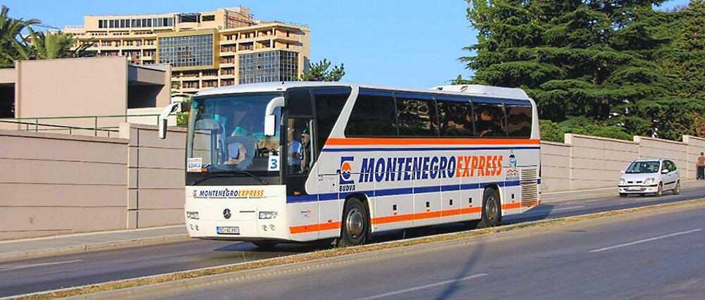 Как добраться из Сутоморе в другие города Черногории