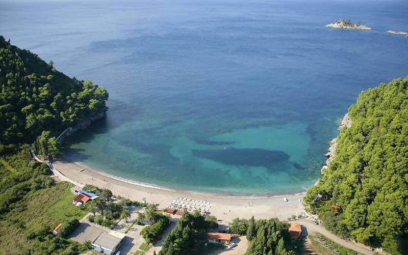 Lucice - Пляж Лучице в Петроваце