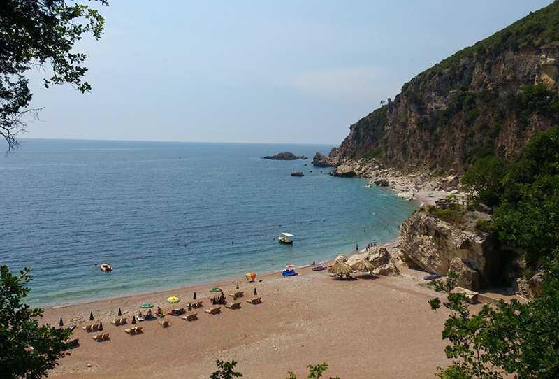 Perazica Do Beach - Пляж Перазича До в Петроваце