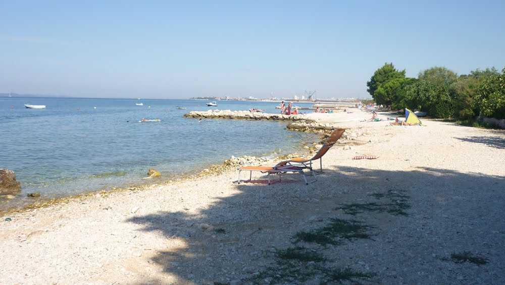 Пляж Смоковац