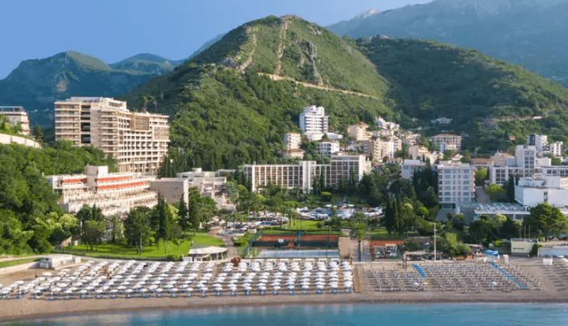 Отели Черногории «все включено» - Отель Bianca Resort & Spa