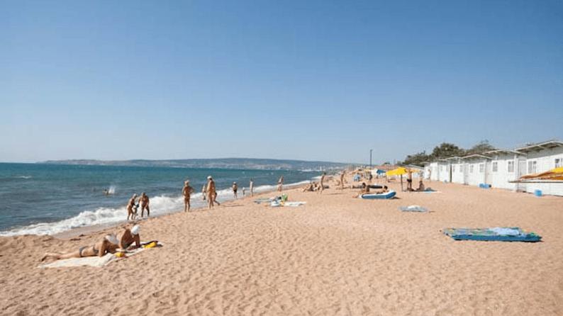 Screenshot 10 - Золотой пляж в Баре