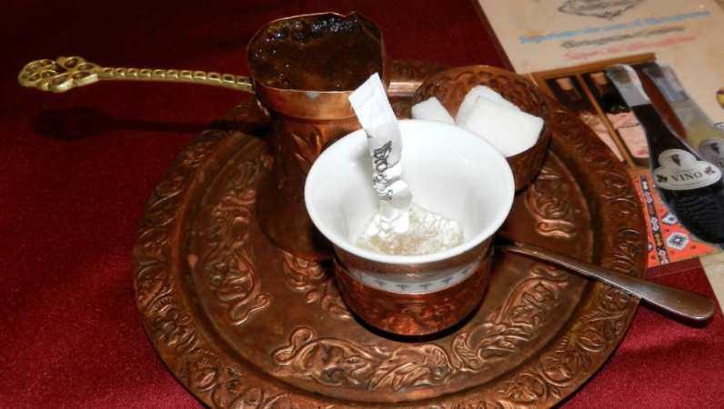 Кофе в Черногории