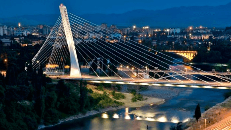 Screenshot 13 12 - Мост Миллениум в Подгорице