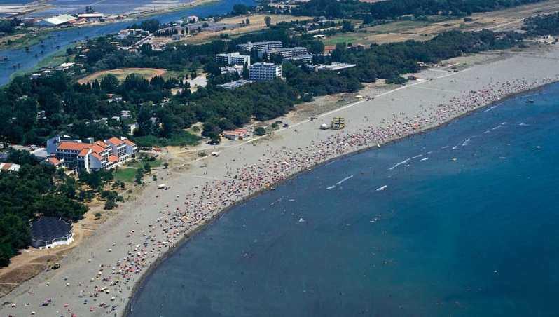Screenshot 14 2 - Великий пляж в Ульцине