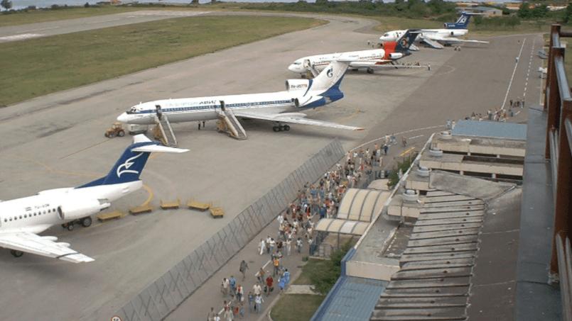 Аэропорт в Которе