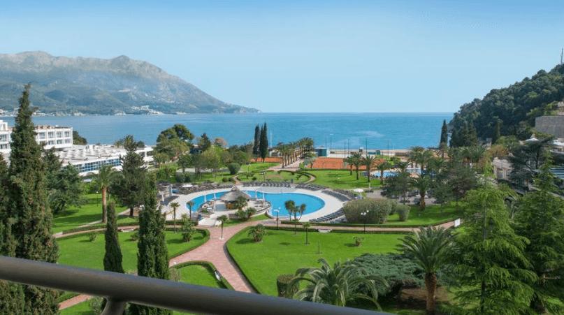 Отель Montenegro все включено