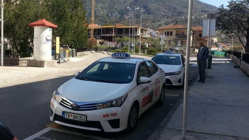 Такси и трансфер в Тивате