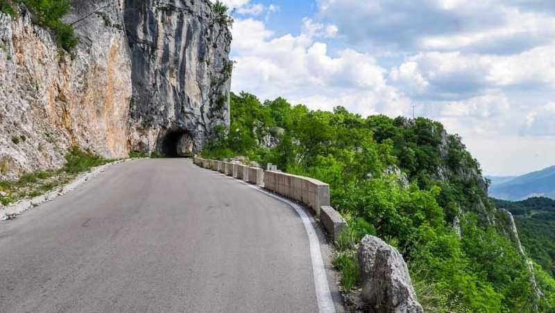 Как добраться из Подгорицы в другие города Черногории