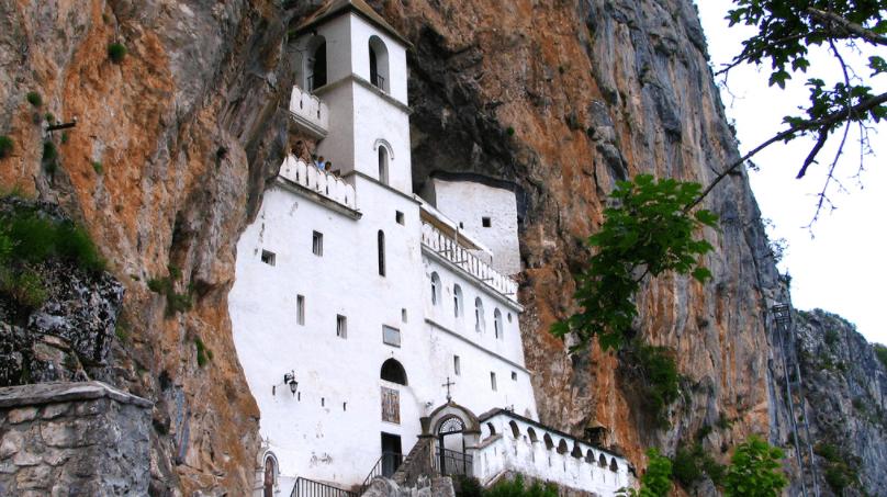 Screenshot 20 2 - Острожский монастырь в Черногории