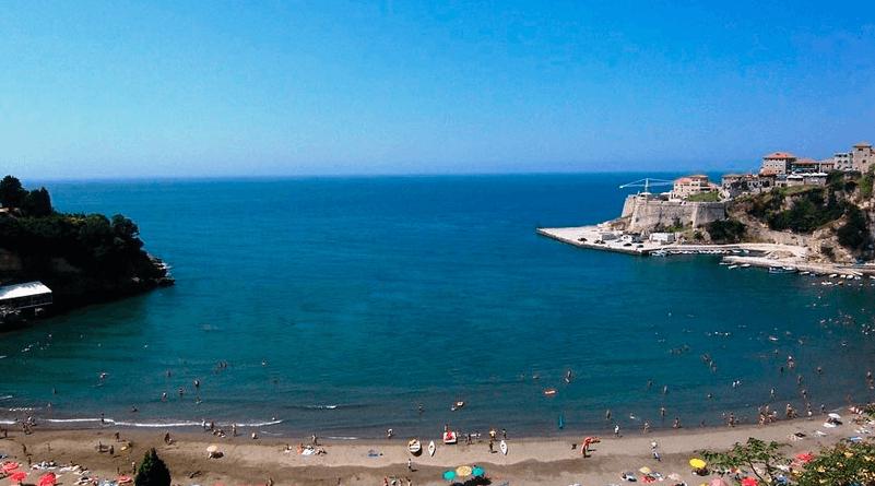 Черногория – отели с песчаным пляжем