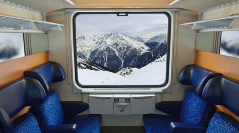 Как доехать в Черногорию на поезде