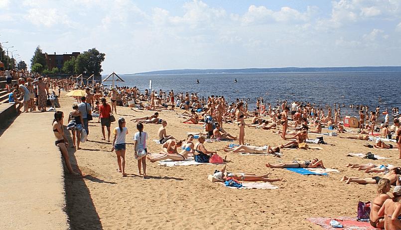 Пляжи в Петроваце