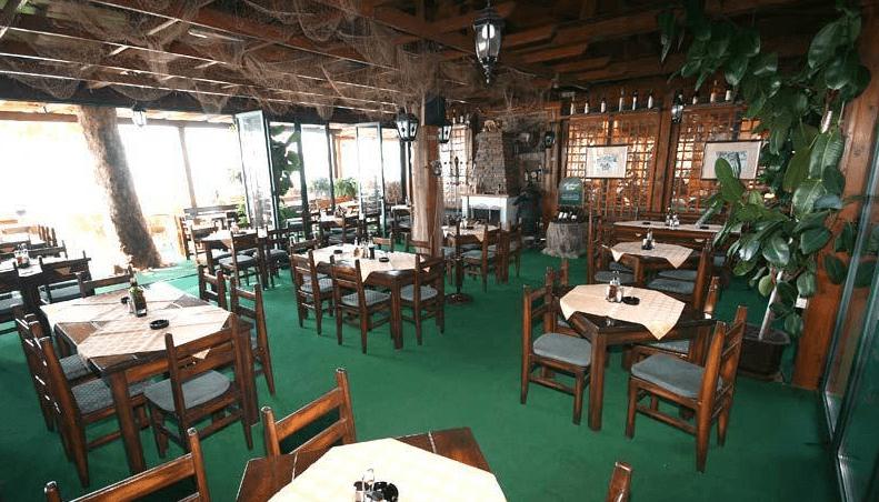 Рестораны и кафе в Будве