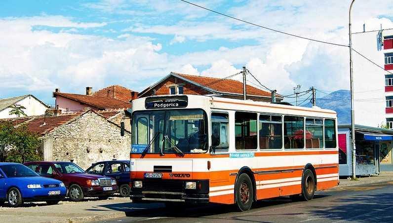 Как добраться до Подгорицы