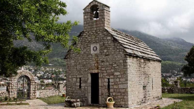 Церковь Св. Петке в Сутоморе