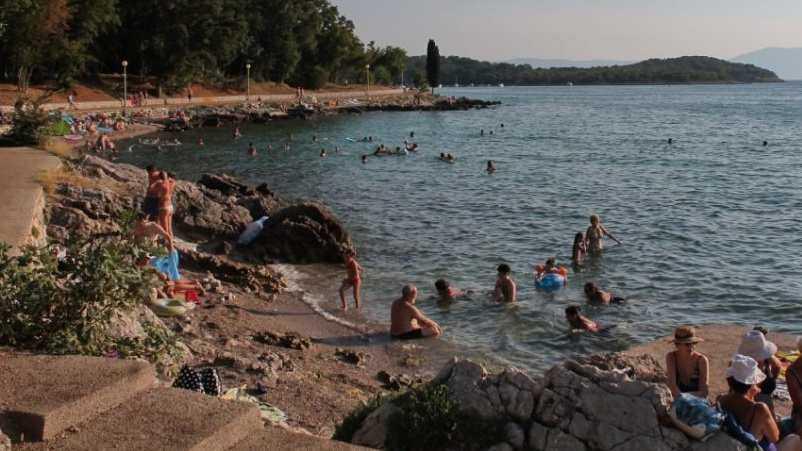 Пляжи в Герцег-Нови