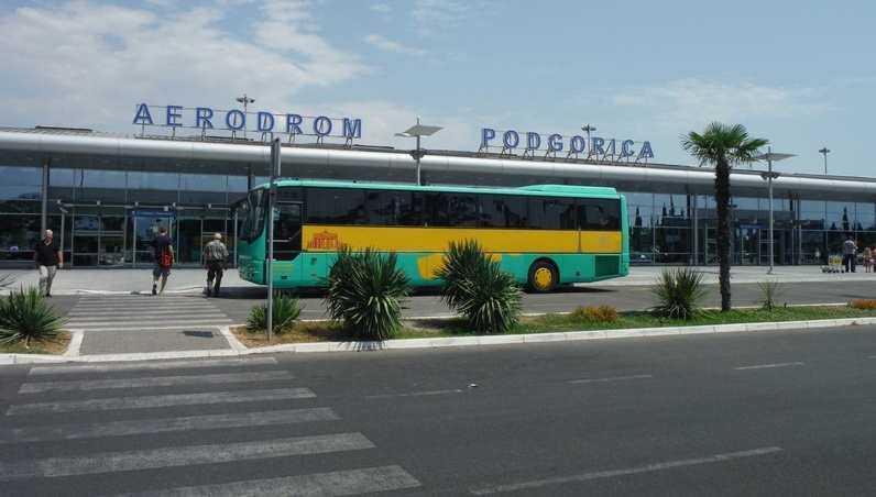 Аэропорт в Сутоморе