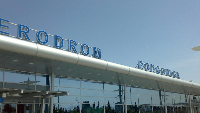 Screenshot 45 - Аэропорт в Подгорице