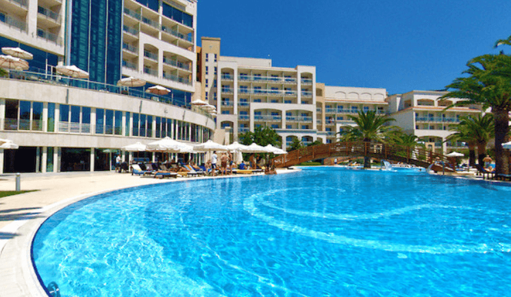 Screenshot 49 - Отели в Черногории 5 звезд