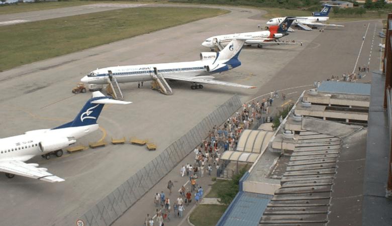 Аэропорт в Будве
