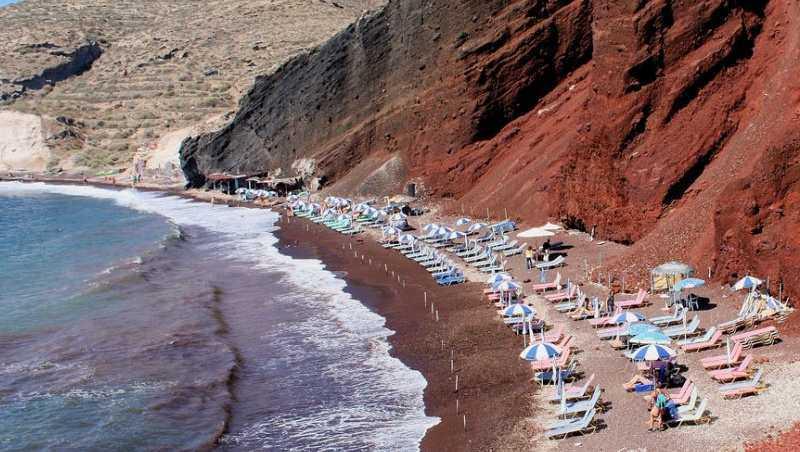 Пляжи в Сутоморе