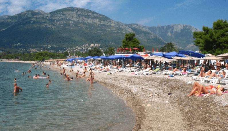 Screenshot 7 - Городской пляж в Подгорице