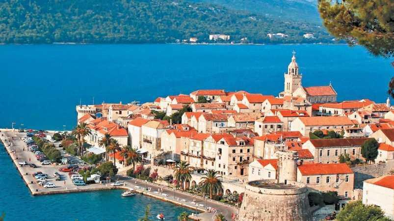 Хорватия - популярные места