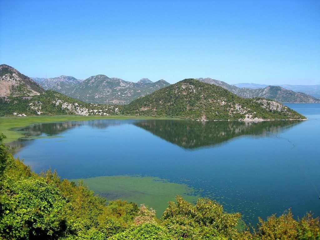 Тиват - Скадарское озеро