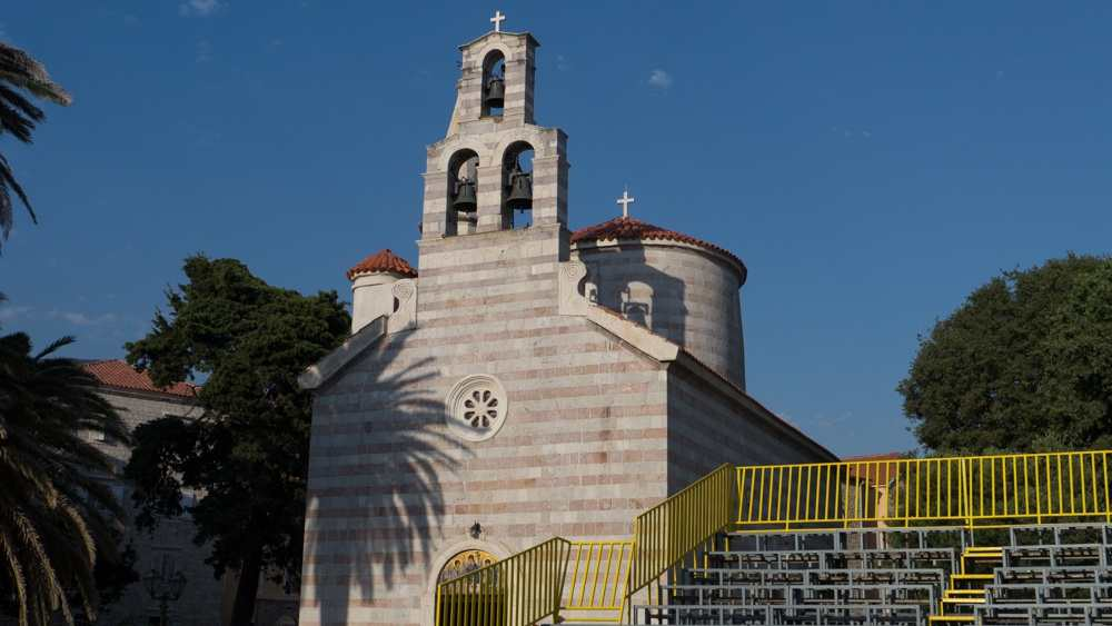 TSerkov Svyatoj Troitsy v Budve - Церковь Святой Троицы в Будве
