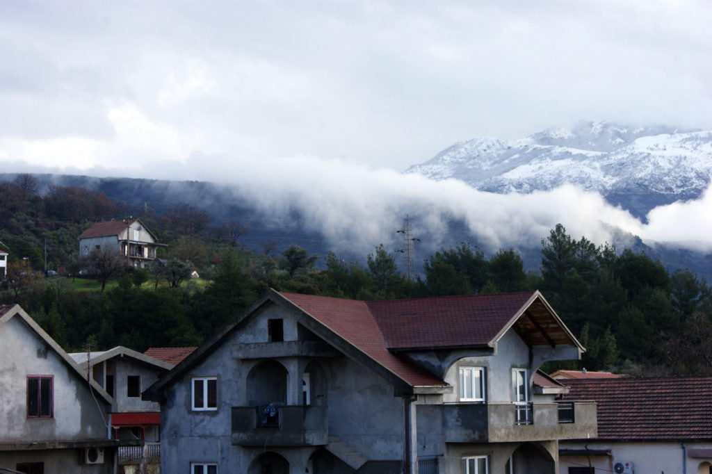 Погода в Тивате